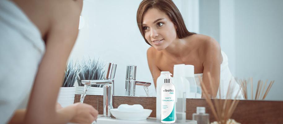 Gesichtsreinigung-IBIOTICS-med-Reinigungsmilch