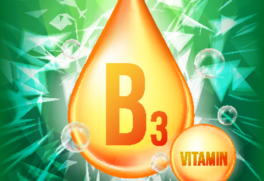 IBIOTICS-Inhaltsstoff-Niacinamid
