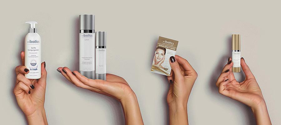 IBIOTICS-beauty-Produkte